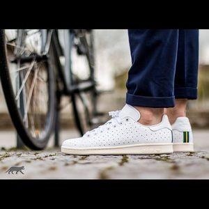 ADIDAS OG S75078 White Stan Smith Sneakers Sz 8.5